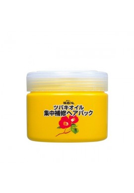 Kurobara Camellia Hair Pack Deep Recovery Mask For Damaged Hair Care