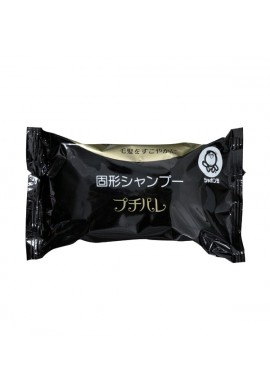 Shabondama Sekken Bar Soap Hair Shampoo with Camellia Oil