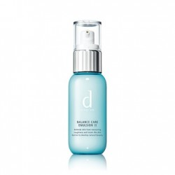 Shiseido d program Balance Care Emulsion R