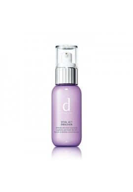 Shiseido d program Vital Act Emulsion R
