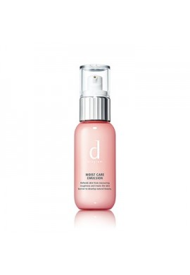Shiseido d program Moist Care Emulsion R