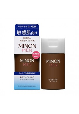 Daiichi Sankyo Healthcare Minon MEN Medicated Face Milk