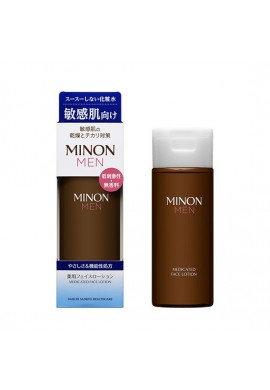 Daiichi Sankyo Healthcare Minon MEN Medicated Face Lotion