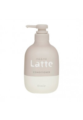 Kracie ma & me Latte Hair Conditioner