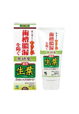 Kobayashi Leaf Shoyo Non-polished Type Medicated Toothpaste m