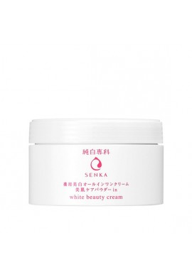 Shiseido Junpuku Senka White Beauty Cream