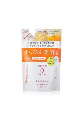 Shiseido Junpuku Senka White Beauty Lotion