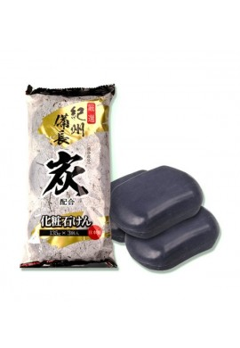 MAX Co. Binchotan Charcoal Bar Soap