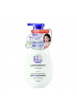 Kracie Lamellance Foaming Body Wash