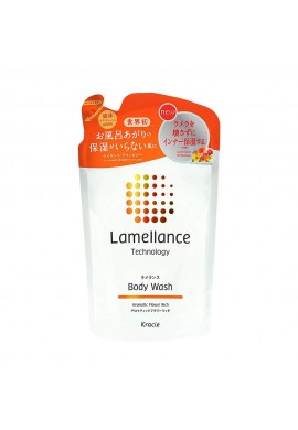 Kracie Lamellance Body Wash Aromatic Flower Rich