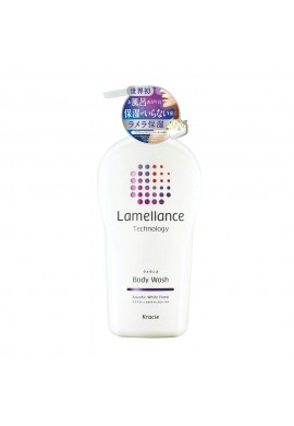 Kracie Lamellance Body Wash Aquatic White Floral