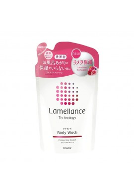 Kracie Lamellance Body Wash Precious Rose Bouquet