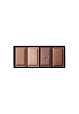 Shiseido Cle De Peau Beaute Eye Color Quad