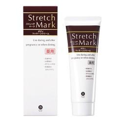 Zettoc Style Stretch Mark Body Massage Cream