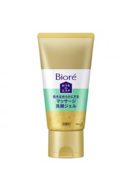 Kao Biore Ouchi de Aesthe Smooth Massage Face Wash Gel
