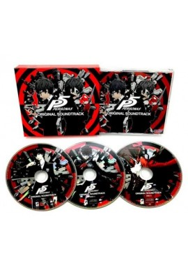 Persona 5 Original Soundtrack CD