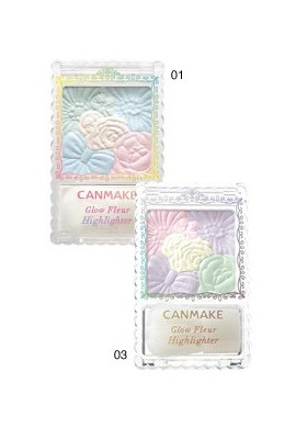 Canmake Glow Fleur Highlighter