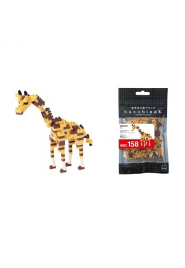 Kawada Nanoblock Mini Collection Giraffe 2
