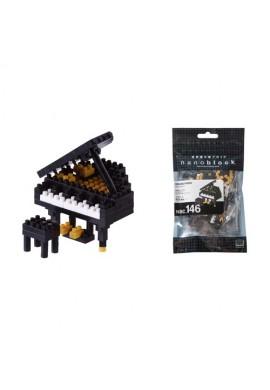 Kawada Nanoblock Mini Collection Grand Piano