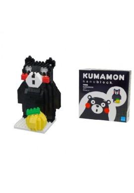 Kawada Nanoblock Sights to See Kumamon