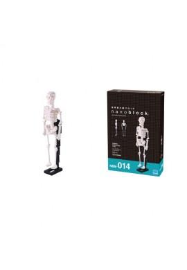 Kawada Nanoblock Advanced Hobby Human Skeleton