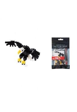 Kawada Nanoblock Mini Collection Bald Eagle