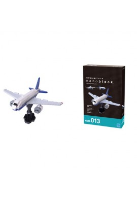 Kawada Nanoblock Advanced Hobby Airliner