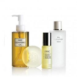 DHC Olive Virgin Oil Essentials Set I