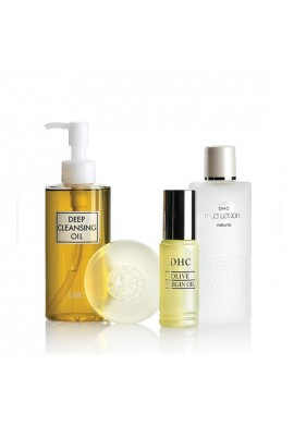 DHC Olive Virgin Oil Essentials Set I