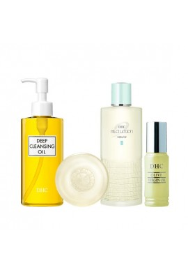 DHC Olive Virgin Oil Essentials Set II