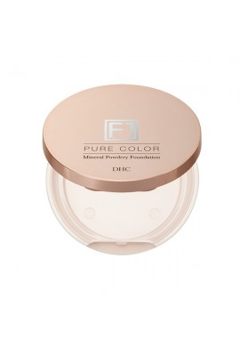 DHC F1 Pure Color Mineral Powdery Foundation CASE