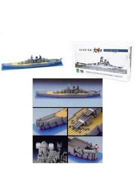 Kawada Nanoblock Advanced Hobby Battleship Yamoto