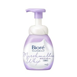 Biore Marshmallow Whip Face Wash Cleansing Foam Oil Control