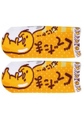 SANRIO Gudetama Adult Sneaker Socks B