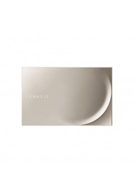 Kanebo Lunasol Glowing Veil Finish Case and Sponge
