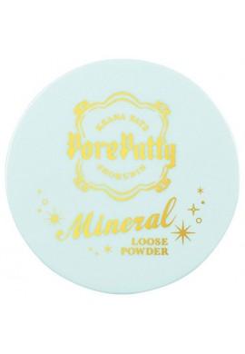 Sana Pore Putty Keana Pate Mineral Loose Powder SPF39 PA+++