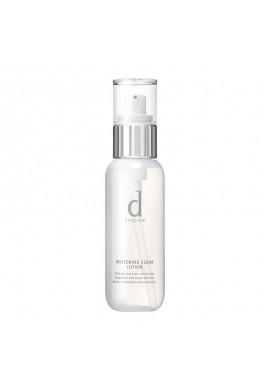 Shiseido d program Whitening Clear Lotion