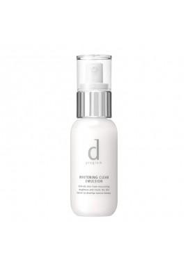 Shiseido d program Whitening Clear Emulsion