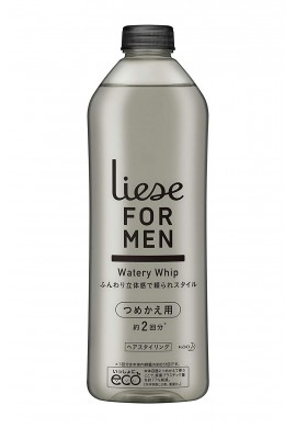 Kao Liese for Men Watery Whip