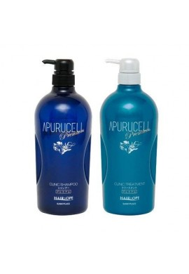 SUNNYPLACE Hair Ope APURUCELL Premium Clinic SET Shampoo & Treatment
