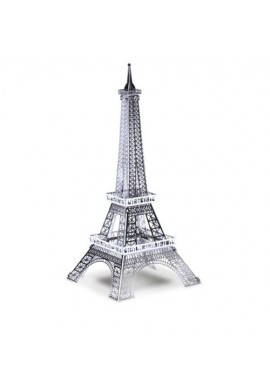 Tenyo Metallic Nano Puzzle Eiffel Tower