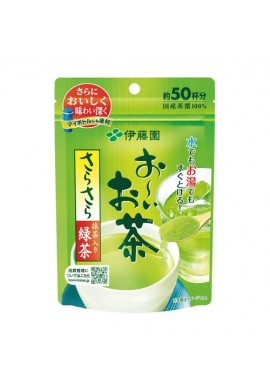 Azjatyckie herbaty ITO EN Oi Instant Green Tea Powder with Matcha