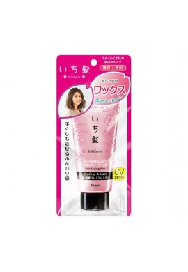 Kracie Ichikami Hair Styling Wax UV