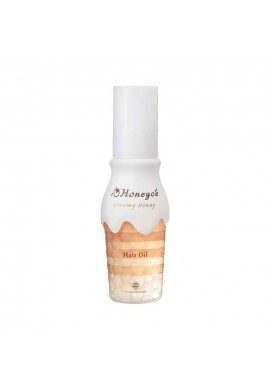 beauty experience Honeyce Creamy Honey Hair Oil
