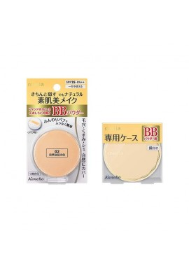 Kanebo Media BB Powder with Case SPF25 PA++