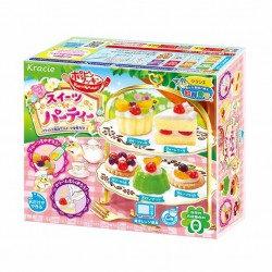 Kracie Popin Cookin Sweets Party
