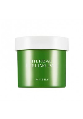 Missha Herbal Peeling Pad
