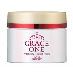 Azjatyckie kosmetyki Kose Grace One Whitening Rich Essence Gel Cream