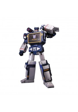 Takara Tomy Transformers Masterpiece MP-13 Soundwave with Laserbeak