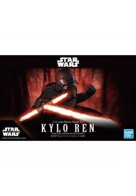 Bandai Star Wars Kylo Ren (Star Wars: The Rise of Skywalker) 1/12 Scale Plastic Model Kit